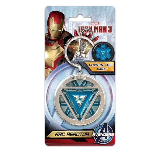 Monogram - Iron Man Arc Reactor Metal Portachiavi