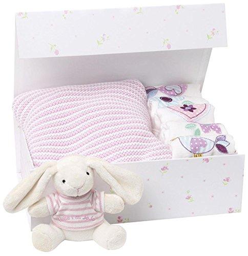 JoJo Maman Bebe Pink Gift Set - Pink