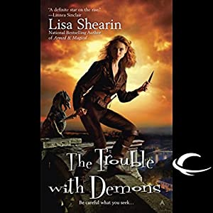 The Trouble with Demons Audiobook