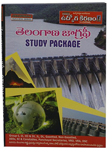 Telangana Geography (Study Package) Telugu By Annapurna Publishers