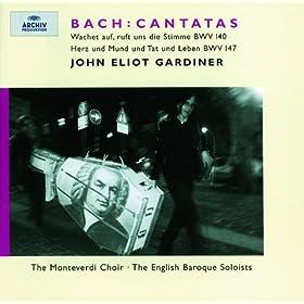 """J.S. Bach: """"Wachet auf, ruft uns die Stimme"""" Cantata, BWV 140 - Rezitativ: """"So geh' herein zu mir"""""""