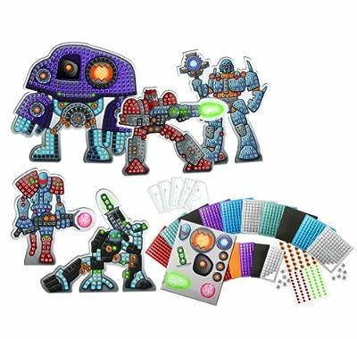 Sticky Mosaics The Original Line Robots