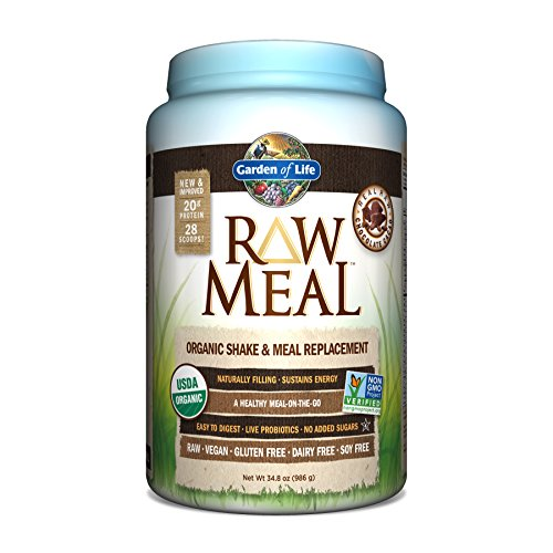 Shipping from usa garden of life raw meal organic snack - Garden of life raw organic meal chocolate ...