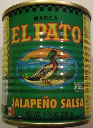 El Pato Salsa de Jalapeño - 2 of 7.75 oz (El Pato Jalapeno Salsa compare prices)