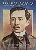 img - for Indio Bravo : The Story of Jose Rizal book / textbook / text book