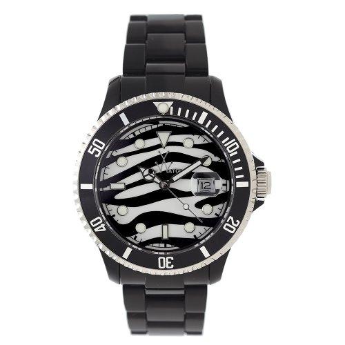 Toy Watch Women's TZ50001BK Zebra Collection Watch