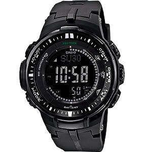Casio Men's PRW-3000-1A Protrek Triple Sensor Multi-Function Watch