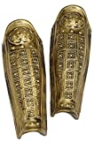 Gold Leg Armor Roman Armor Pair 2 Pieces 22000