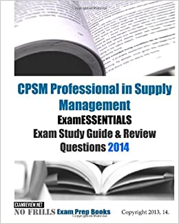 ISM - Certification - CPSM® Self-Study