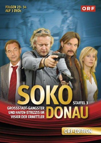 SOKO Donau: Staffel 3 [3 DVDs]