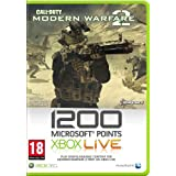 Microsoft Call of Duty: Modern Warfare 2 - 1200 Points Cardby Microsoft