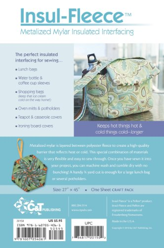 Insul-Fleece Craft Pack