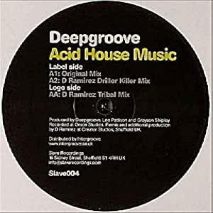 Acid house music deepgroove 12 deepgroove for What is acid house music