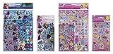 Proyectos de papel Disney Princess and Pack Bundle congelado pegatina