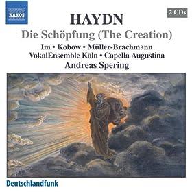 Die Schopfung (The Creation), Hob.XXI:2: Part III, No.30: Von deiner Gut', o Herr und Gott (By thee with bliss, O bounteous Lord) (Eve and Adam, Chorus)
