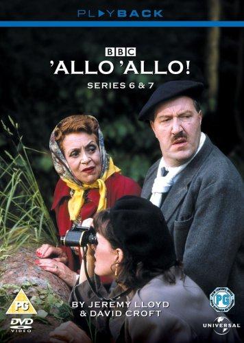 'Allo 'Allo! - Series 6 & 7 [1989] [DVD]