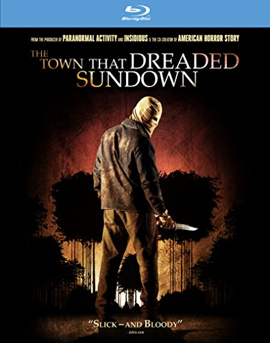 The Town That Dreaded Sundown [Blu-ray]