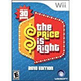 The Price is Right 2010 Edition - Nintendo Wii ~ UBI Soft
