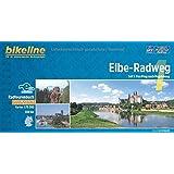 Elbe-Radweg: Teil 1: Von Prag nach Magdeburg. 1:75.000, 500 km Routenbeschreibung in beide Richtungen