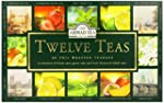 Ahmad Tea Twelves Teas (Pack of 1, To...
