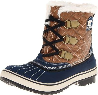 Sorel Tivoli Boot - Women's Admiral/Autumn Bronze/Stone 6