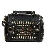 Colors Inc. Women's Party Sling Bag (Black) - VKBLSLNG-100012