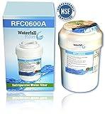 RFC- 600A Compatible Water Filter for KENMORE---46 9991; 46 9996; 9991; 9996 GE---MWF ; MWF3PK ; MWFA ; MWFAP ; MWFDS ; MWFINT ; AQUA FRESH----WF287 SWIFT GREEN---SGF-GWATER SENTINEL---WSG-1;WSA-1 BRITA---GERF-100 HWF ; HWFA ; AP3859302 ; AP3967843 ; GWF ; GWF01 ; GWF06 ; GWFA ; GWFDS; EG-1;FMG-1WR02X11020 ; WR02X11287 ; WR02X11290 ; WR17S12 ; WR2M3552 ; 101057A; 101300-0110;101300A;197D6321P001 PC40677 ; PC61278A ; PS981638 ; PS983115 ; PT11577906 ; OPFG-RF300