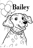 BAILEY'S BIRTHDAY-Birthdays Children's Book (Text-Only Version)