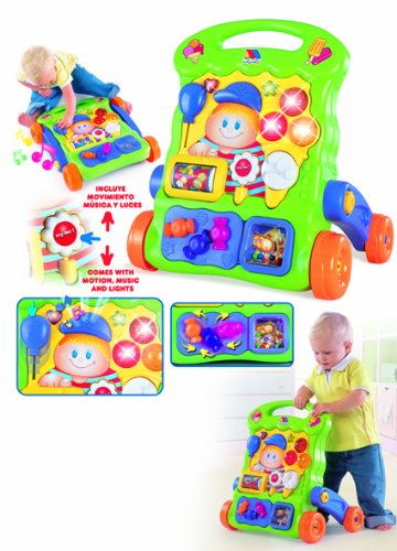 Sounds And Lights Activity Walker back-990345