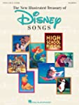 New Illustrated Treasury of Disney Songs