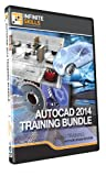 Discounted - Learning AutoCAD 2014 Bundle - Training DVD