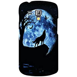 Printland Designer Back Cover for Samsung Galaxy S Duos 7582 Case Cover