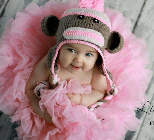 Pink Monkey Baby