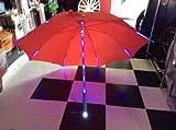 ROUGE DEL parapluie