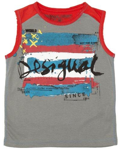 Desigual Colera Patterned Boy's T-Shirt