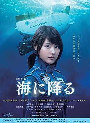 連続ドラマW 海に降る Blu-ray BOX
