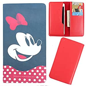 DooDa - For Samsung Galaxy S i9000 PU Leather Designer Fashionable Fancy Case Cover Pouch With Card & Cash Slots & Smooth Inner Velvet