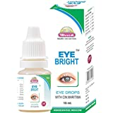 Wheezal Eye Bright Drops 10 Ml (PACK OF 5)