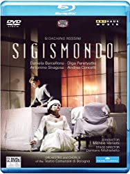 Sigismondo [Blu-ray]