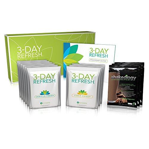 Beachbody's 3 Day Refresh with Shakeology