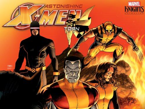 Astonishing X-Men: Torn Season 1