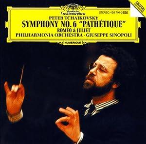 """Symphony 6 """" Pathetique """" / Romeo & Juliet"""