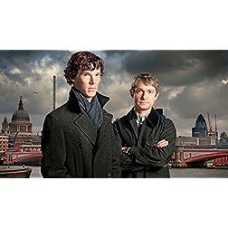 Sherlock: Season One [4K Ultra HD + Blu-ray]