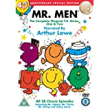 Mr Men - The Complete Original Series 1 And 2 [DVD] [2003]by Arthur Lowe