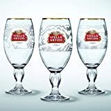 Boelter Brands Stella Artois Buy a Lady a Drink Limited Edition Peru Chalice, 33cl, Clear