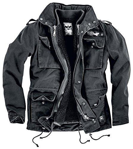 Black Premium by EMP Field Jacket Giacca nero XXL