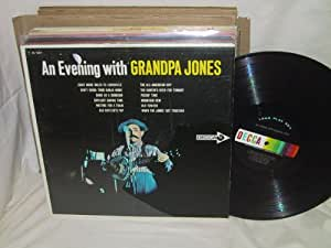 Grandpa Jones An Evening With Grandpa Jones