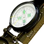 Best Lensatic Military Compass For Ea...