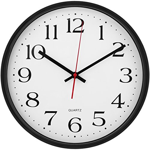 Large Decorative Silent Wall Clock
