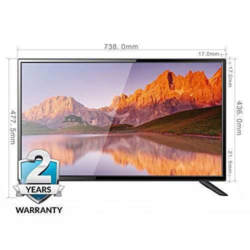 RECONNECT RELEG3206 32 Inches HD Ready LED TV